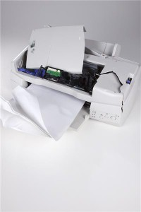 New IT security threat: the printer?