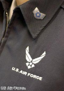 US Air Force suffers security breach